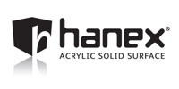 Hanex Acrylic Solid Surface Worktops, Kitchen worktops, Newport, Cardiff